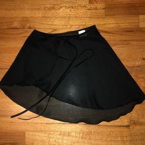 Dresses & Skirts - Ballet wrap skirt!